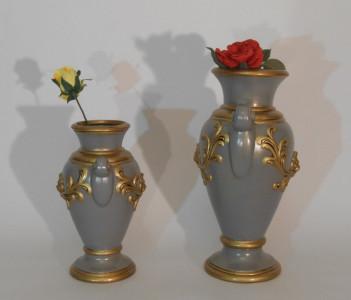 Vases Lion
