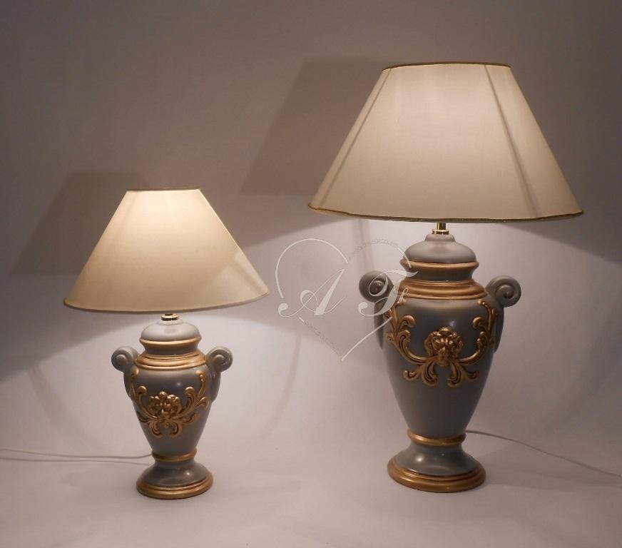 Lampade Ceramica Design: Lineasette oggettistica di design in gres made.